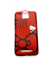Grosir Silicone Case Character Hello Kitty Redmi 4A Murah