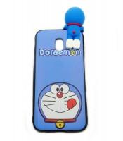 Grosir Silicone Case Doraemon Character Samsung J3 Pro Murah