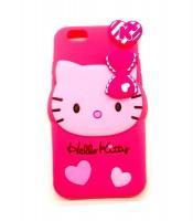Grosir Silicone Case Hello Kitty iPhone 6+ / 6s+ Murah