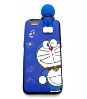 Grosir Silicone Case Oppo A57 Standing Cartoon Doraemon Murah