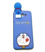 Grosir Silicone Case Samsung J5 Prime Standing Doraemon Murah