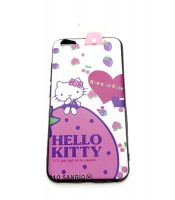 Grosir Silicone Case Standing Cartoon Hello Kitty Untuk Vivo V5S Murah