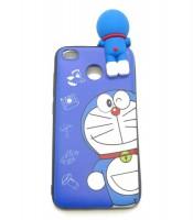 Grosir Silicone Case Xiaomi Redmi 4X Standing Doraemon Murah
