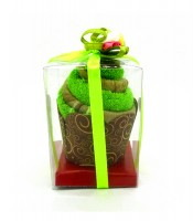 Grosir Souvenir Handuk Halus Cup Cake Murah