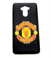 Grosir Xiaomi Redmi 4x Manchester United Silicon Black Matte Murah