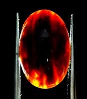 Kegunaan Batu Mustika Kecubung Api Membara