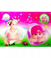 Grosir Poster Dinding 3D Baby Angel