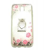 Grosir Soft Case Shining Flower Samsung J5 Pro Murah