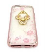 Grosir Soft Case Shining Flower i Phone 6 Mickey Mouse Murah