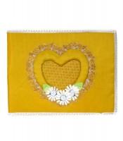 Grosir Souvenir Buku Tamu Warna Kuning