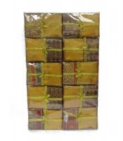 Grosir Souvenir Tas Songket Kuning