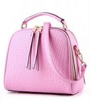 Grosir Tas Pink Slempang Elegan