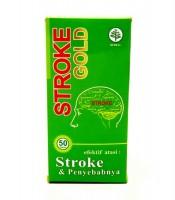 Manfaat Obat Herbal Stroke Gold