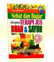 Grosir Buku Terapi Jus Buah dan Sayur