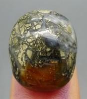 Manfaat Batu Mustika Badar Perak Sisik Naga Asli