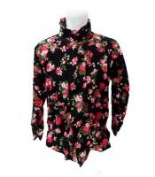 Grosir Baju Surjan Batik Kembang