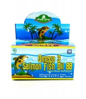Manfaat Kapsul Minyak Ikan Salmon Omega 3