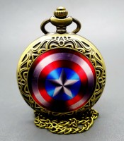 Khasiat Jam Pendulum Perisai Kapten Amerika