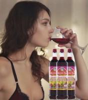 Khasiat Minuman Amer Anggur Merah Wong Tuo