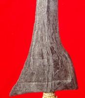 Kegunaan Keris Pusaka Ganja Iras Asli Kuno