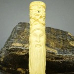 Kegunaan Pipa Rokok Gading Gajah Ukir Naga Koleksi Sesepuh