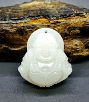 Kegunaan Liontin Batu Giok Ukir Budha