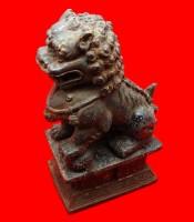 Kegunaan Pusaka Patung Singa Kilin Azimat Tolak Bala