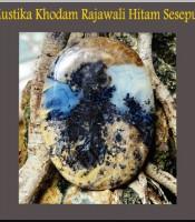 Khasiat Mustika Khodam Rajawali Hitam Sesepuh