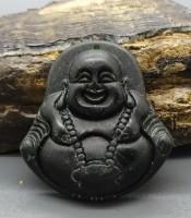 Manfaat Liontin Giok Hitam Ukir Budha
