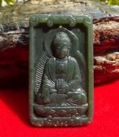 Kegunaan Liontin Batu Giok Hijau Dewi Kwan Im