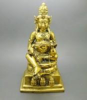Kegunaan Patung Kerejekian Dewa Huang Jen Zen