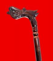 Kegunaan Tongkat Teken Kepala Naga Pusaka Kyai Ulama