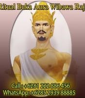 Khasiat Ritual Buka Aura Wibawa Raja