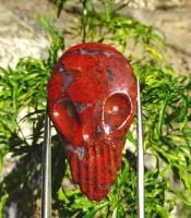 Kegunaan Batu Mustika Tengkorak Merah Azimat Ampuh
