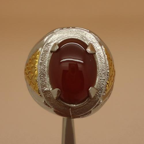 Batu Akik Red Baron Asli Murah