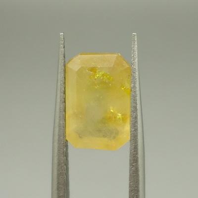 Mustika Yellow Sapphire Yang Bertuah