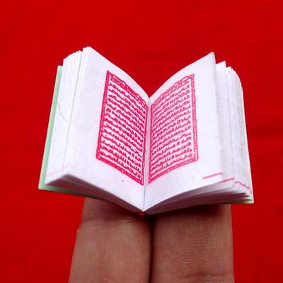 Kitab Stambul Tinta Merah