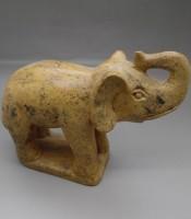 Pusaka Fosil Patung Gajah