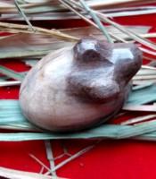 Batu Mustika Katak Putih