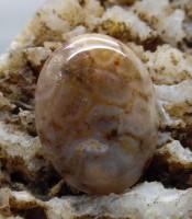 Batu Mustika Bertuah Teratai Djati