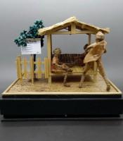 Jual Souvenir Pernikahan Lugut Bambu