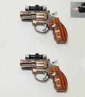 Korek Api Unik Pistol Laser