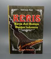 Buku Keris Budaya Bangsa Indonesia