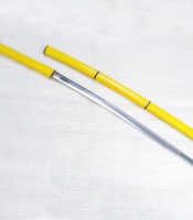 Jual Senjata Pedang Katana Bentuk Bambu Kuning