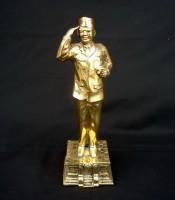 Jual Patung Emas Presiden Soekarno