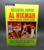 Buku Beladiri Al-hikmah Tanpa Sentuh Lawan Jatuh
