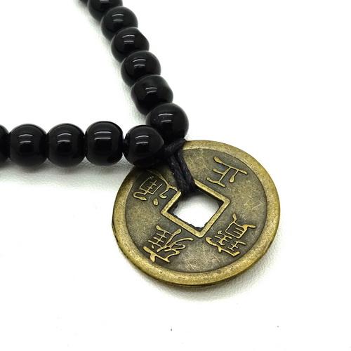 aksesoris kalung koin model kuno dunia pusaka sakti