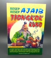 Buku Resep Ajaib Tiongkok Kuno