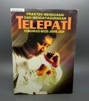 Buku Telepati Komunikasi Magis Jarak Jauh