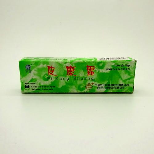 kegunaan herbal obat ampuh gatal gatal pi kang shuang dunia pusaka sakti